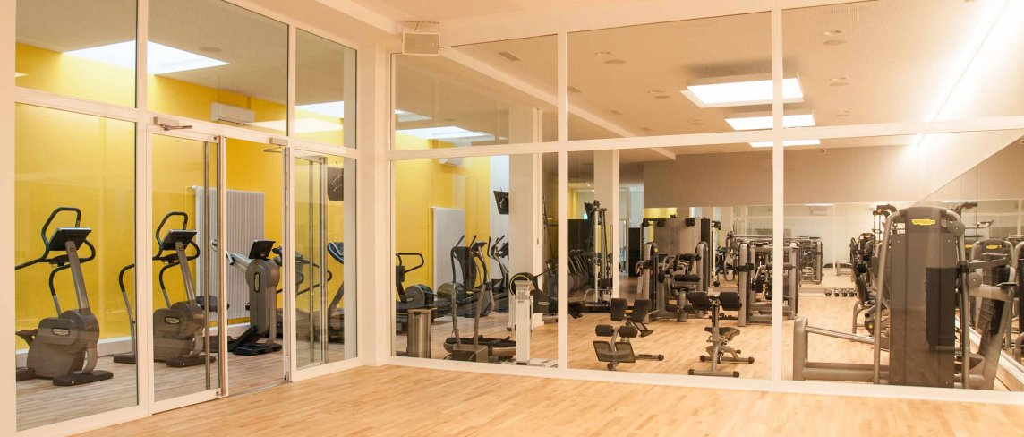 Actifit Basel in Betrieb